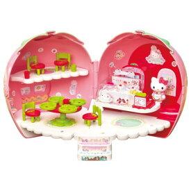【送料無料】こえだちゃん ハローキティ いちごのケーキ屋さん おもちゃ こども 子供 女の子 3歳