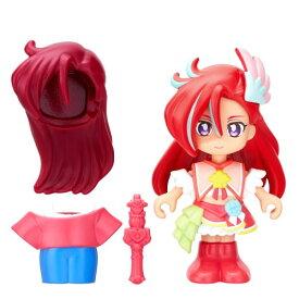 トロピカル〜ジュ!プリキュア プリコーデドール キュアフラミンゴおもちゃ こども 子供 女の子 人形遊び 3歳
