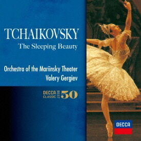 ワレリー・ゲルギエフ/チャイコフスキー:バレエ≪眠りの森の美女≫全曲 【CD】