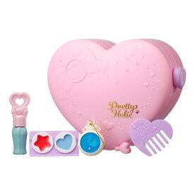 トロピカル〜ジュ!プリキュア Pretty Holic ハートコフレボックスおもちゃ こども 子供 女の子 メイク セット 6歳