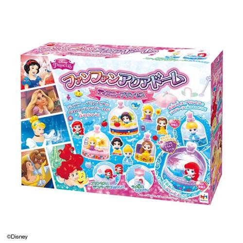 【送料無料】ファンファンアクアドーム ディズニープリンセス おもちゃ こども 子供 女の子 ままごと ごっこ 作る 6歳