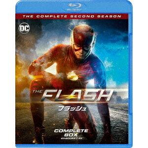 THE FLASH/フラッシュ <セカンド> コンプリート・セット 【Blu-ray】