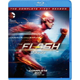 THE FLASH/フラッシュ <ファースト> コンプリート・セット 【Blu-ray】