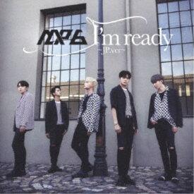 MAP6/I'm ready〜JP.ver〜《限定盤B》 (初回限定) 【CD+DVD】
