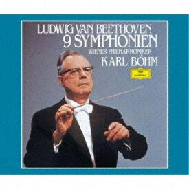 カール・ベーム/ベートーヴェン:交響曲全集 (初回限定)《SACD ※専用プレーヤーが必要です》 【CD】