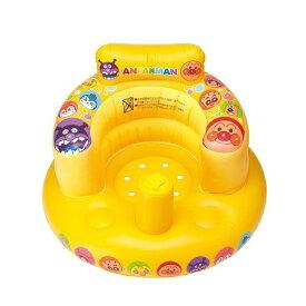 アンパンマン おふろでもおへやでも使える やわらかチェアーおもちゃ こども 子供 知育 勉強 ベビー 0歳7ヶ月