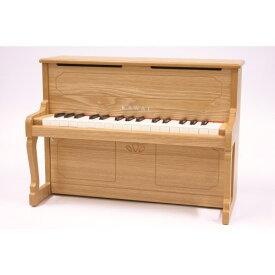 KAWAI アップライトピアノ ナチュラルおもちゃ こども 子供 知育 勉強 3歳