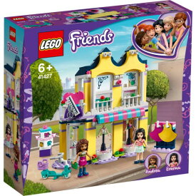 LEGO レゴ フレンズ エマのおしゃれショップ 41427おもちゃ こども 子供 レゴ ブロック 6歳