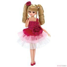 リカちゃん LD-09 レディロゼおもちゃ こども 子供 女の子 人形遊び 3歳