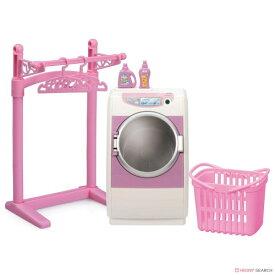 リカちゃん LF-02 くるりんせんたくきおもちゃ こども 子供 女の子 人形遊び 家具 3歳