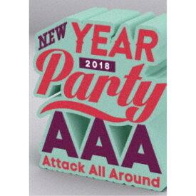 AAA/AAA NEW YEAR PARTY 2018 【Blu-ray】