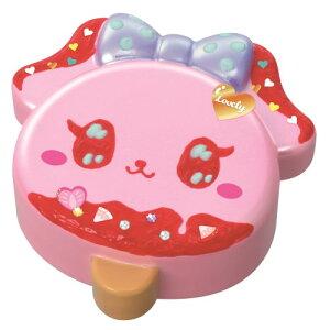 ぷにデコスクイーズキュート ラブリースイートうさぎアイスおもちゃ こども 子供 女の子 ままごと ごっこ 作る 8歳