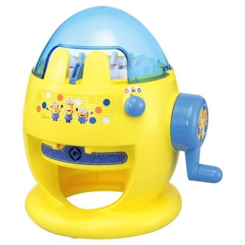 【送料無料】あむあむたまご ミニオン おもちゃ こども 子供 女の子 ままごと ごっこ 作る ミニオンズ