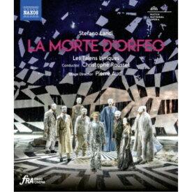ランディ:歌劇≪オルフェオの死≫ 【Blu-ray】
