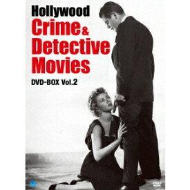 ハリウッド刑事・犯罪映画傑作選 DVD-BOX 2 【DVD】