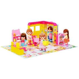 メルちゃん みんなでいこうよ!おかいものスーパーマーケット おもちゃ こども 子供 女の子 人形遊び 小物 3歳