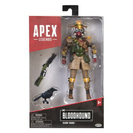 Apex Legends 6インチフィギュア Bloodhoundフィギュア