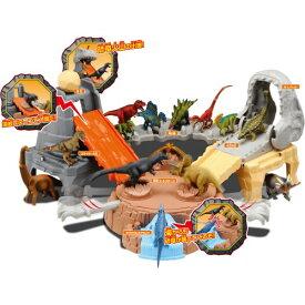 アニア 恐竜バトルキングダムおもちゃ こども 子供 男の子 3歳