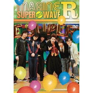 MARINE SUPER WAVE R 2013 【DVD】