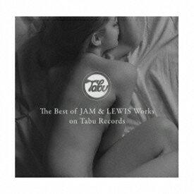 ジャム&ルイス/The Best of JAM & LEWIS Works on Tabu Records Selected by JAM & ICE 【CD】