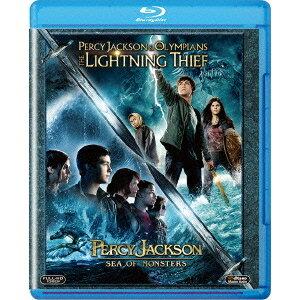 パーシー・ジャクソンとオリンポスの神々 1&2 ブルーレイパック(初回限定) 【Blu-ray】