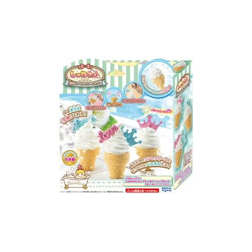 SB-08 しゅわボム 別売りソフトクリームセット おもちゃ こども 子供 女の子 ままごと ごっこ 作る 6歳