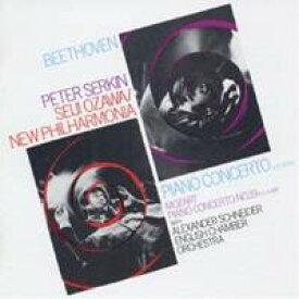 ピーター・ゼルキン/ベートーヴェン:ピアノ協奏曲二長調 モーツァルト:ピアノ協奏曲第19番 【CD】