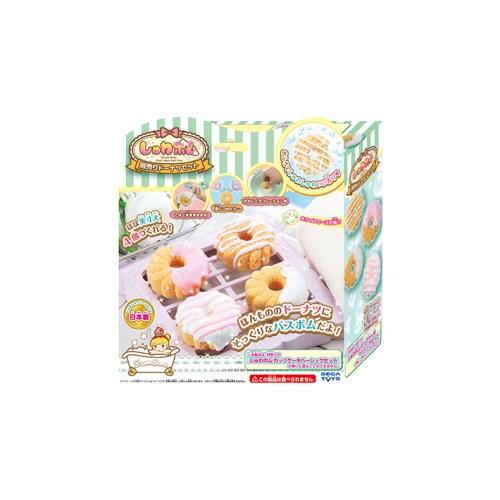 SB-09 しゅわボム 別売りドーナツセット おもちゃ こども 子供 女の子 ままごと ごっこ 作る 6歳