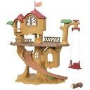 シルバニアファミリー コ-61 森のどきどきツリーハウス おもちゃ こども 子供 女の子 人形遊び ハウス 3歳