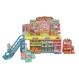 リカちゃん リカペイでピッ! おかいものパークおもちゃ こども 子供 女の子 人形遊び 小物 3歳