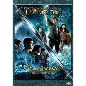 パーシー・ジャクソンとオリンポスの神々 1&2 DVDパック(初回限定) 【DVD】