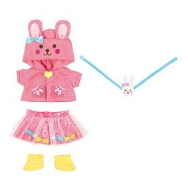 メルちゃん きせかえセット うさぎさんパーカー おもちゃ こども 子供 女の子 人形遊び 洋服 3歳