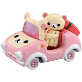 ドリームトミカ ライドオンR09 コリラックマ×コリラックマカー おもちゃ こども 子供 男の子 ミニカー 車 くるま 3歳