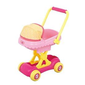メルちゃん ふたりでのれちゃう!おせわベビーカー おもちゃ こども 子供 女の子 人形遊び 小物 3歳