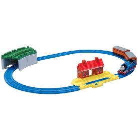 プラレール きかんしゃトーマスベーシックセット おもちゃ こども 子供 男の子 電車 3歳