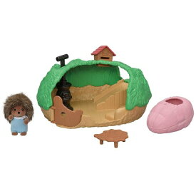 シルバニアファミリー コ-65 かわいいひみつのおうちセットおもちゃ こども 子供 女の子 人形遊び 家具 3歳