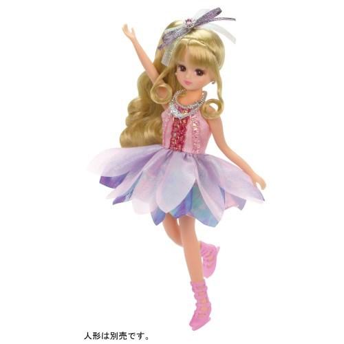 リカちゃん LW-10 オーロラフィギュア おもちゃ こども 子供 女の子 人形遊び 洋服 3歳