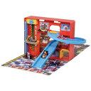 ミッキーマウスとロードレーサーズ トミカ パノラマケース おもちゃ こども 子供 男の子 ミニカー 車 くるま 3歳