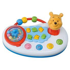 くまのプーさん どこでもゆびさき遊びミニ!おもちゃ こども 子供 知育 勉強 ベビー 0歳7ヶ月