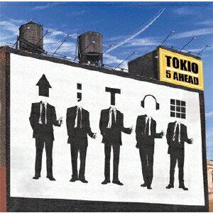 TOKIO/5 AHEAD 【CD】