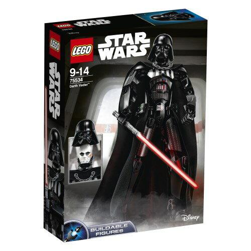 【送料無料】LEGO 75534 スター・ウォーズ ダース・ベイダー TM