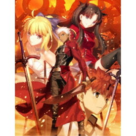 Fate/stay night [Unlimited Blade Works] Blu-ray Disc Box Standard Edition 【Blu-ray】