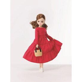 ●ラッピング指定可●リカちゃん LW-20 VERYコラボ コーディネートドレスセット クリスマスプレゼント おもちゃ こども 子供 女の子 人形遊び 洋服 3歳