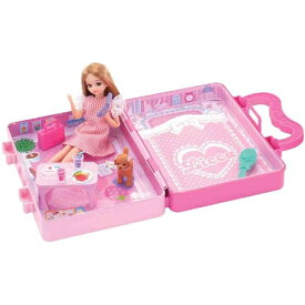 リカちゃん LD-02 はじめてバッグセット おもちゃ こども 子供 女の子 人形遊び 3歳