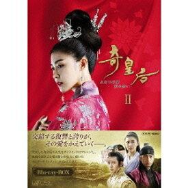 奇皇后 -ふたつの愛 涙の誓い- Blu-ray BOXII 【Blu-ray】
