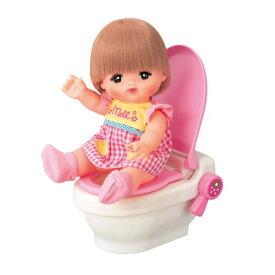 メルちゃん トイレのれんしゅう!いっしょにおトイレ おもちゃ こども 子供 女の子 人形遊び 小物 3歳