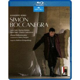 ヴェルディ:歌劇≪シモン・ボッカネグラ≫ 【Blu-ray】