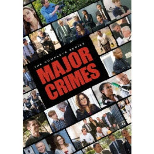 【送料無料】MAJOR CRIMES 〜重大犯罪課〜 <コンプリート・シリーズ> 【DVD】