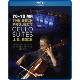 J.S. バッハ:無伴奏チェロ組曲(全曲) 【Blu-ray】
