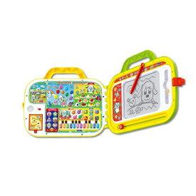 いないいないばあっ! クイズにおえかき!ミュージック!タッチでおしゃべりレッスンバッグ おもちゃ こども 子供 知育 勉強 1歳6ヶ月
